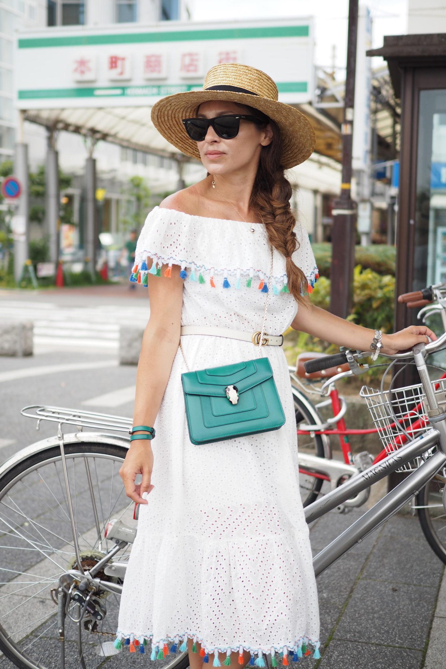 how to wear midi dress storets
