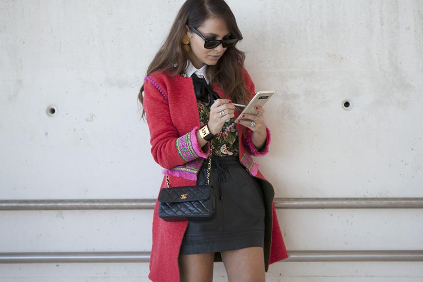 Fashion Weeks Street style Christian Louboutin Chanel