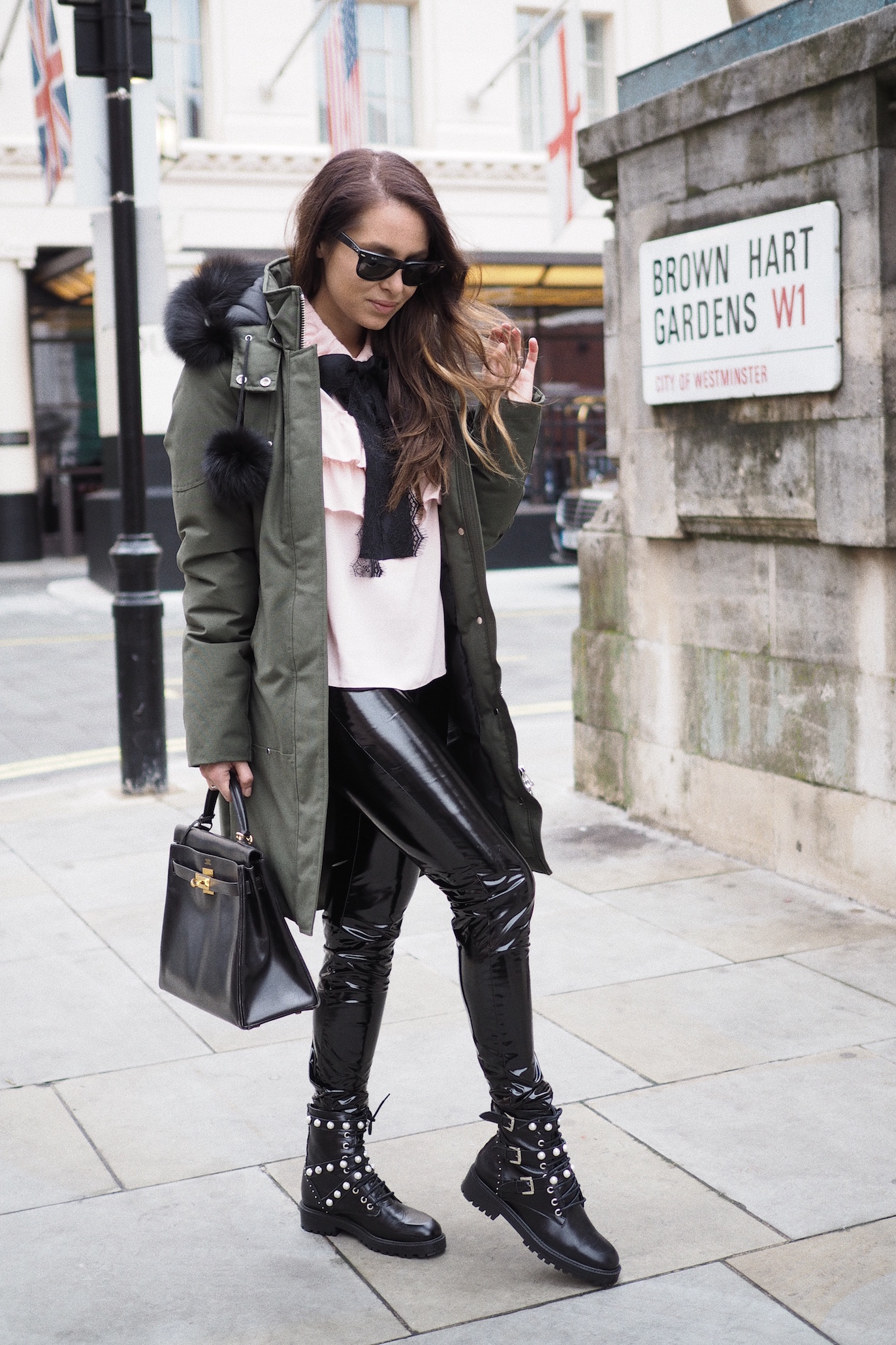 how to wear parkas street style