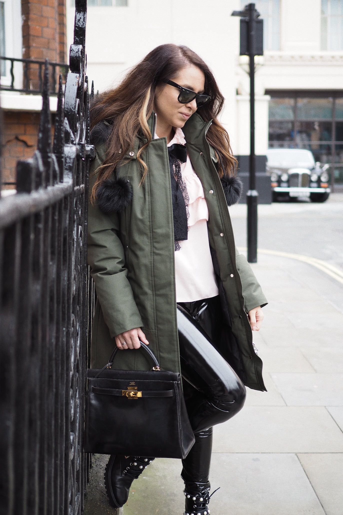 moose-knuckles parkas canada street style olivia palermo
