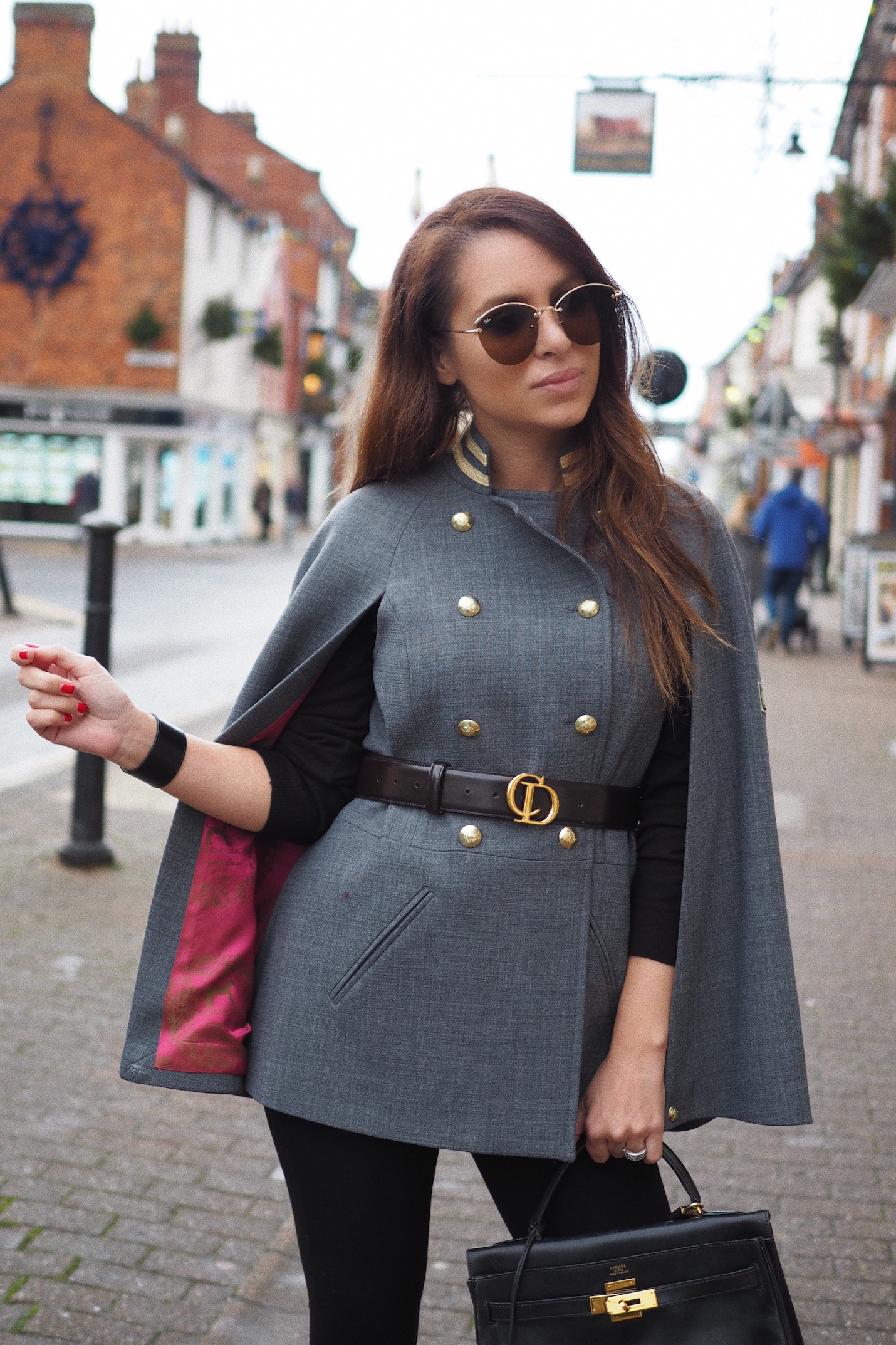 the extreme collection capa gris street style