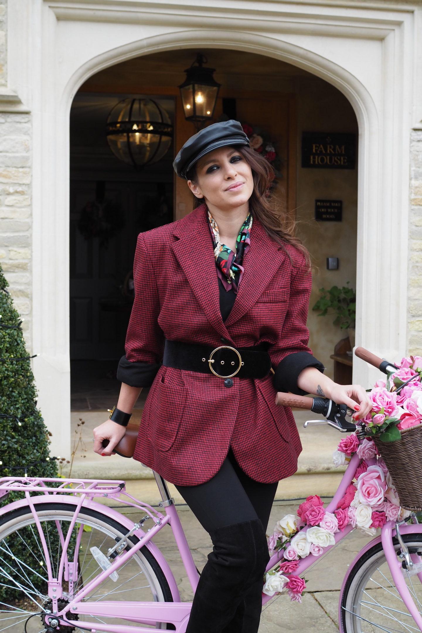 storets blazer street style london street style uk