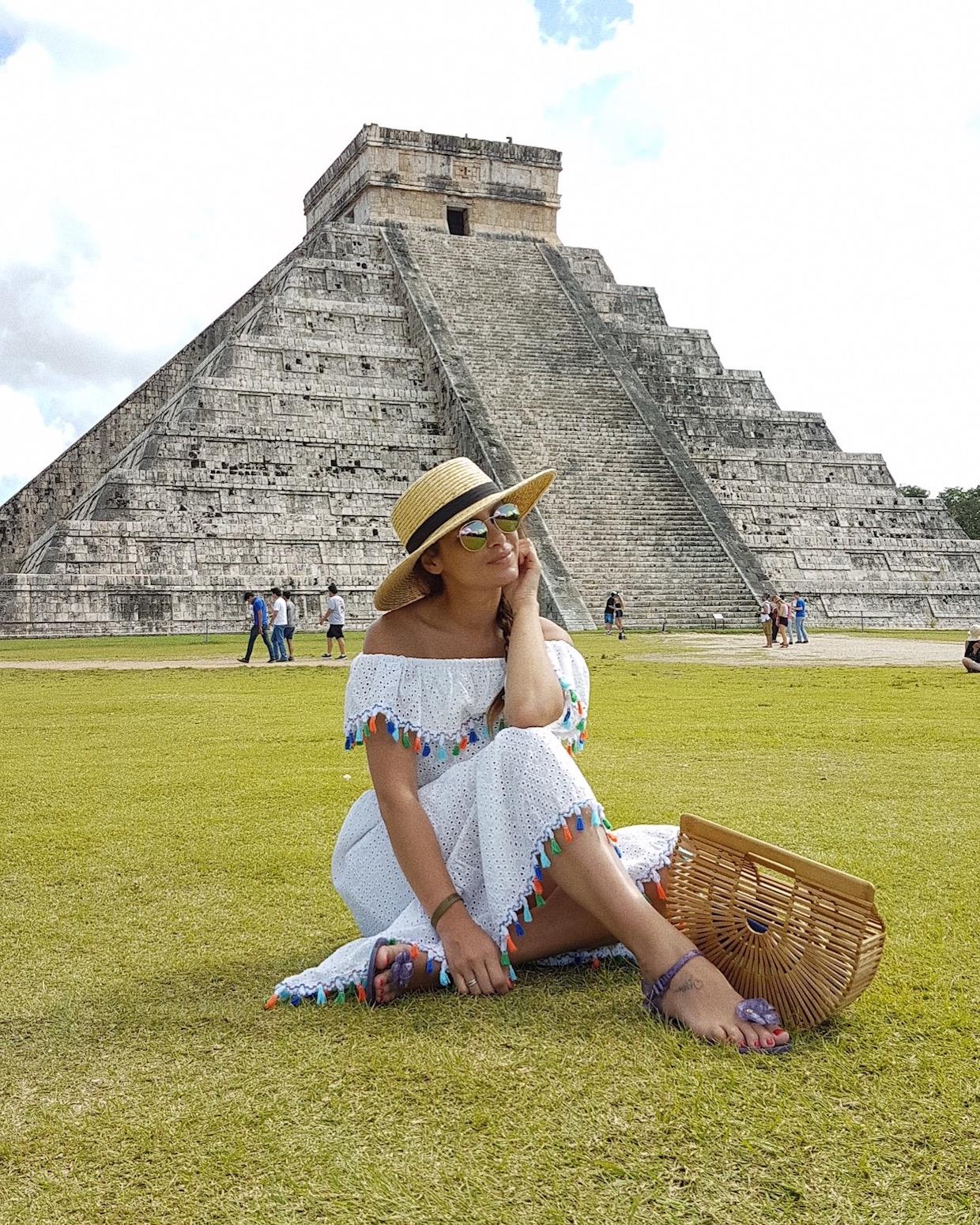 chichen itza mexico ruinas mayas