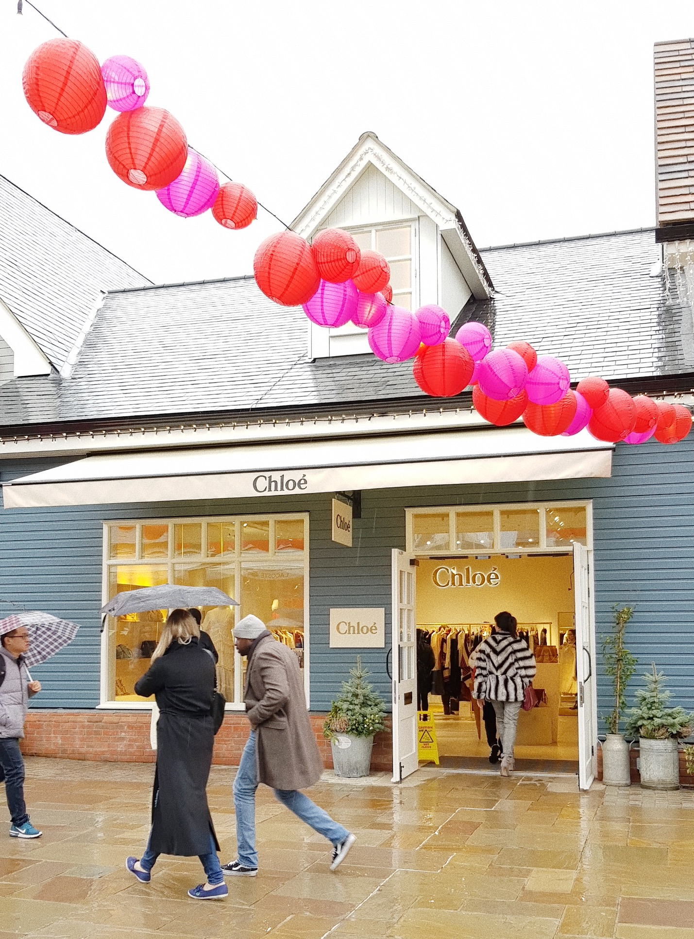 chloe store london bicester village uk