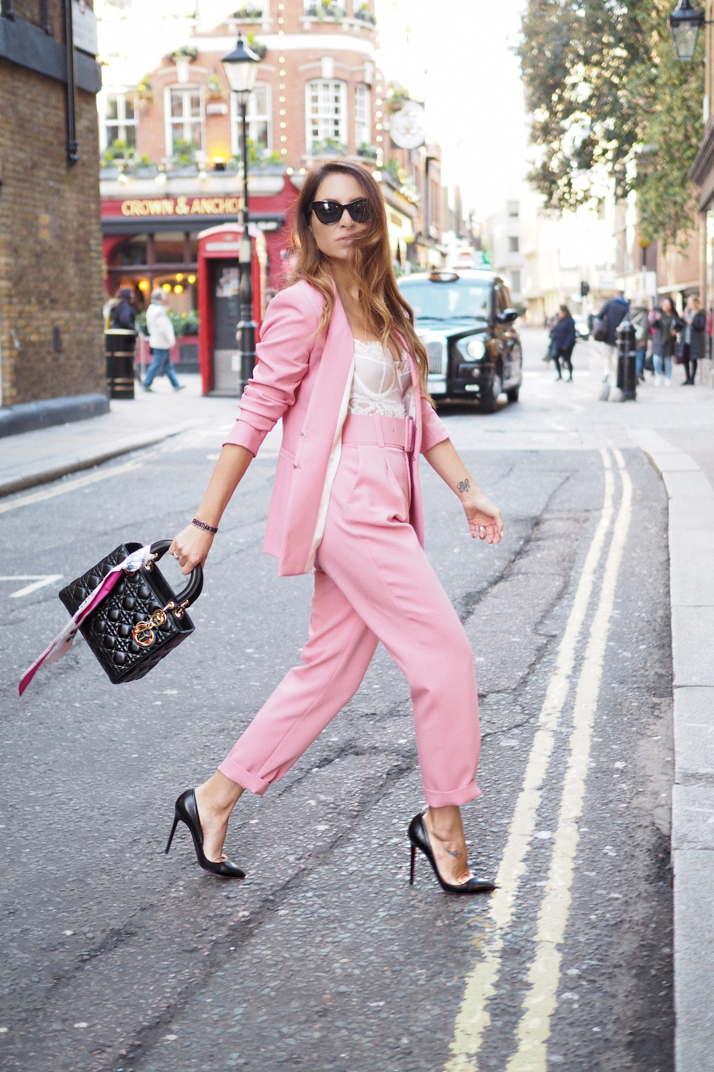 london street style fashion week