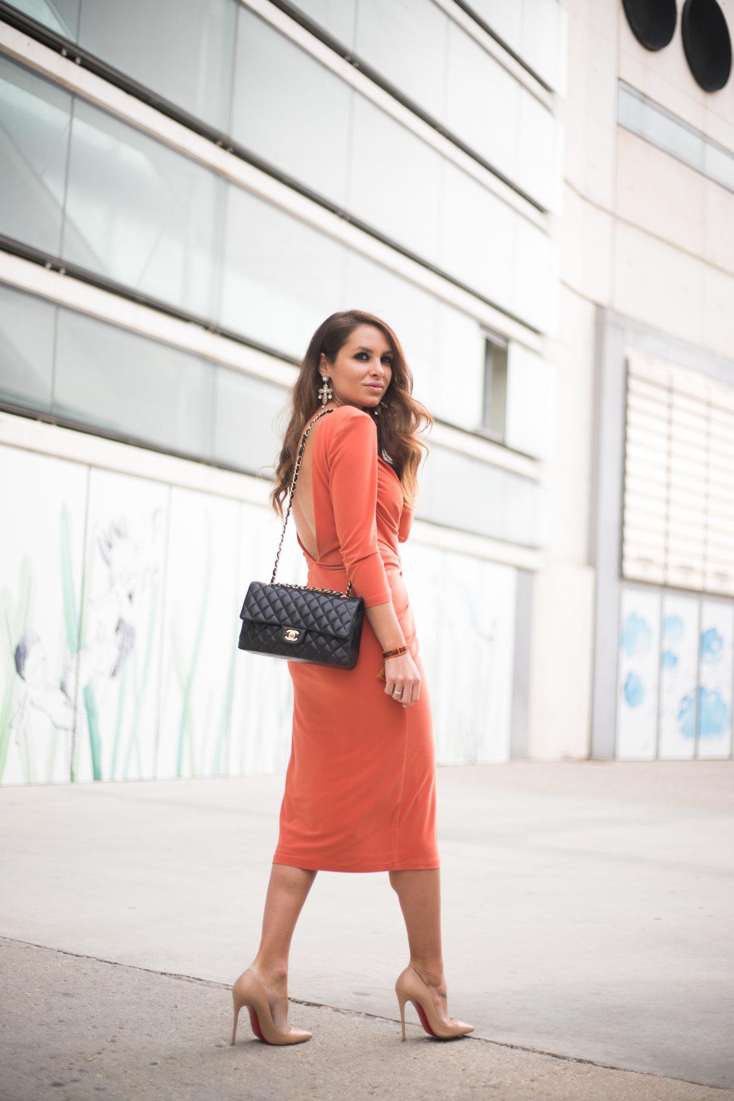 christian louboutin street style fashion week