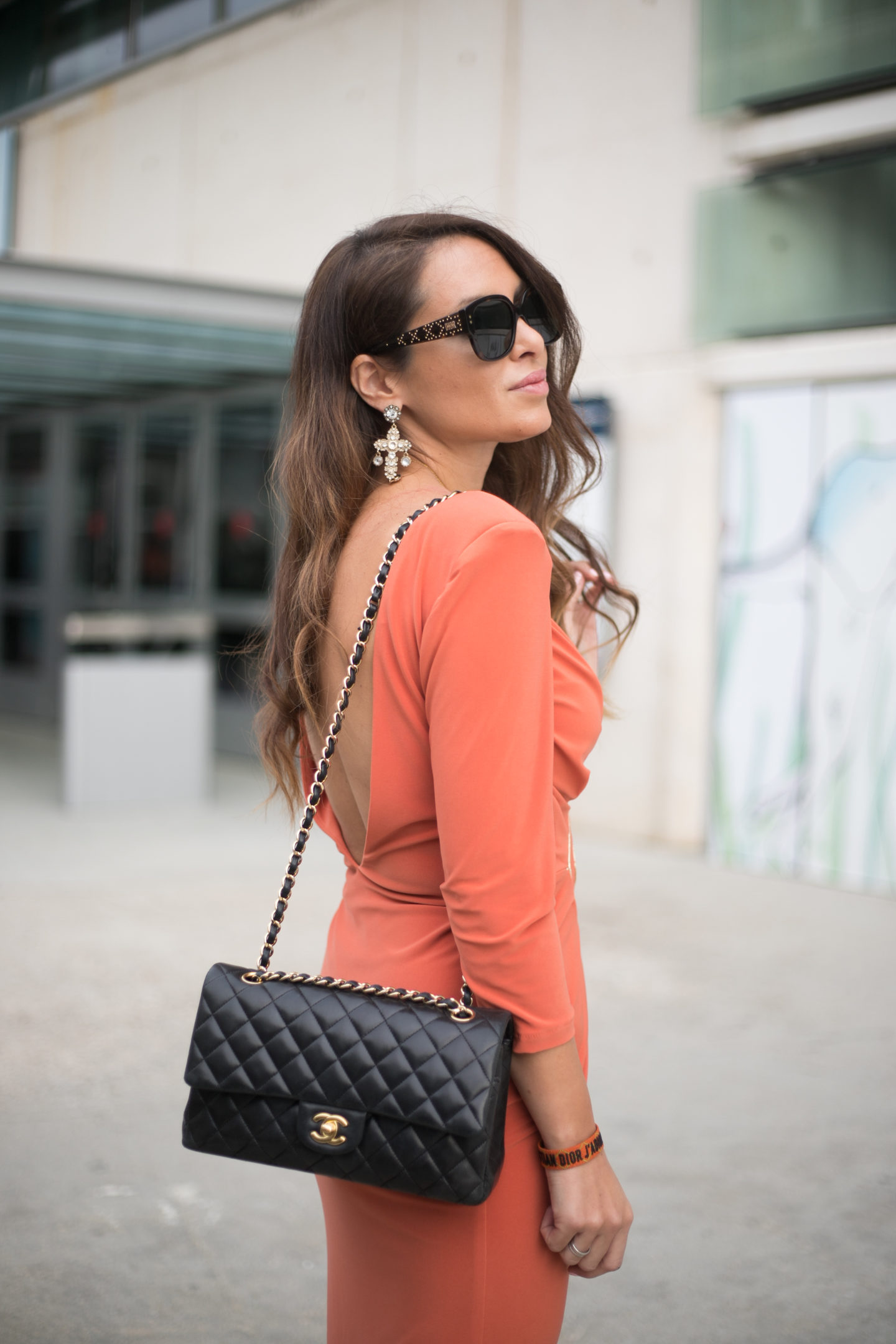 christian dior fashion week street style