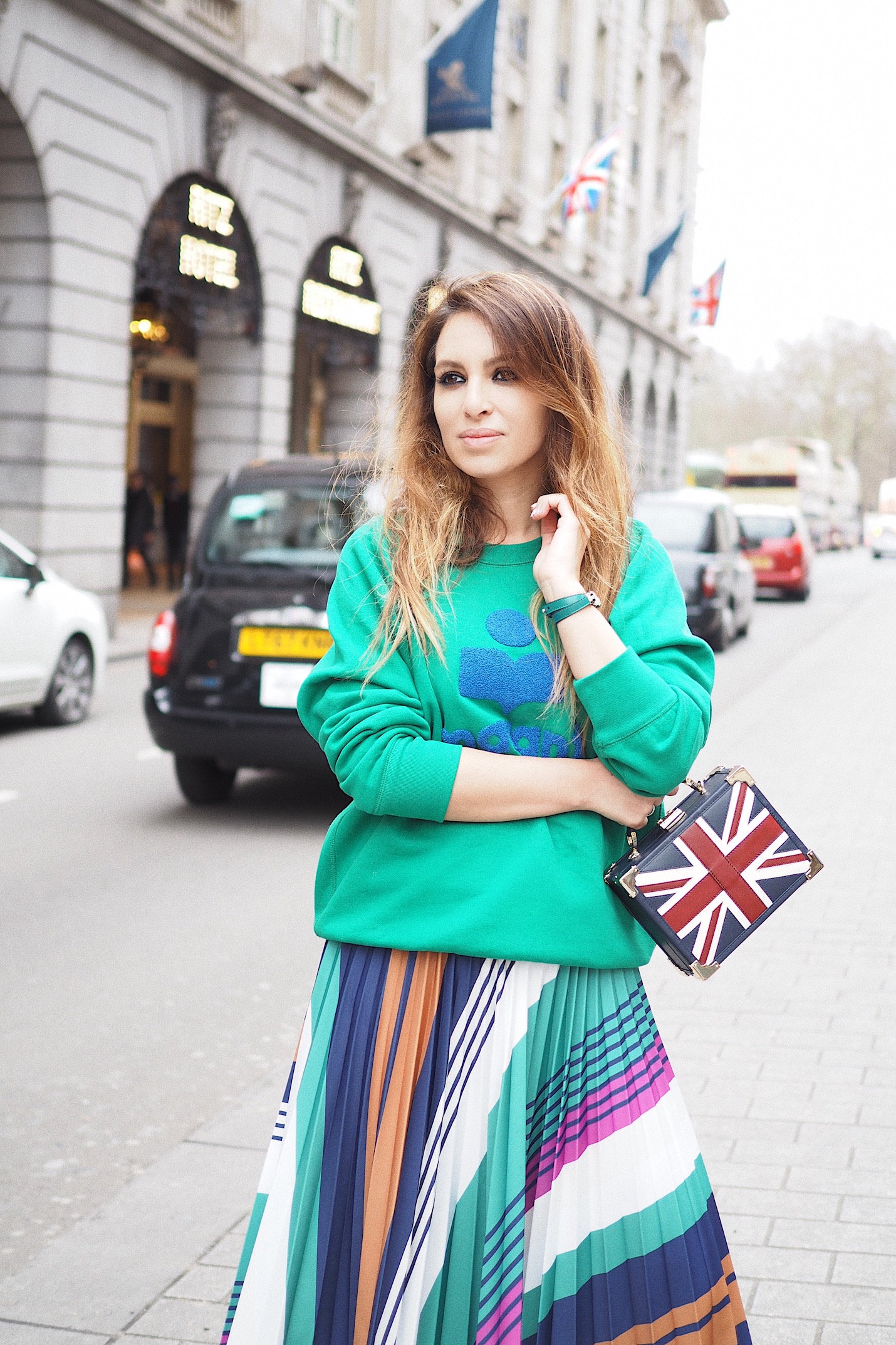 aspinal of london union jack bag street style london
