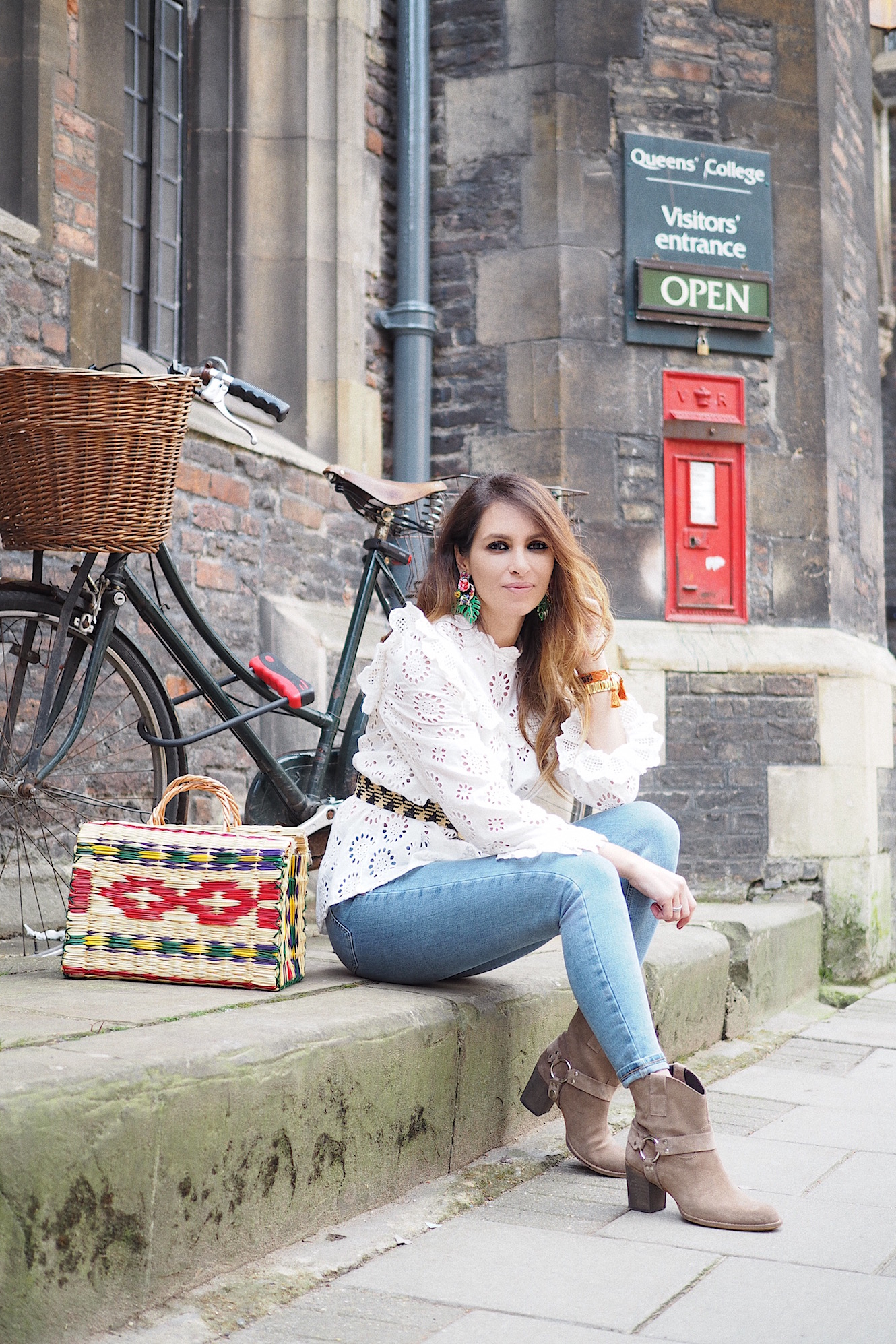 casual style uk british bloggers topshop jaime jeans