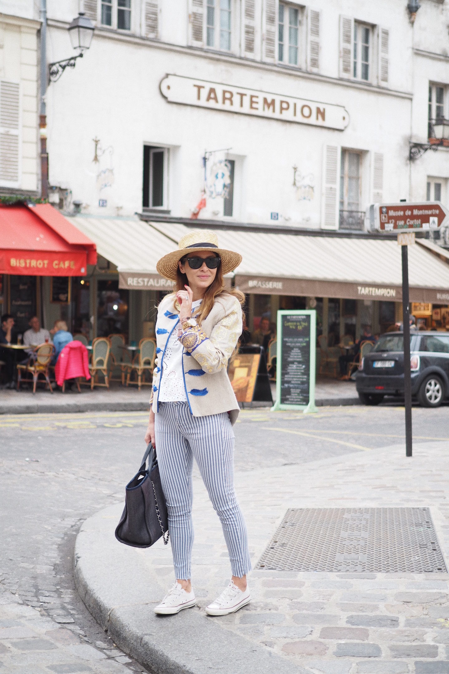 how to wear casual style spring time paris street style