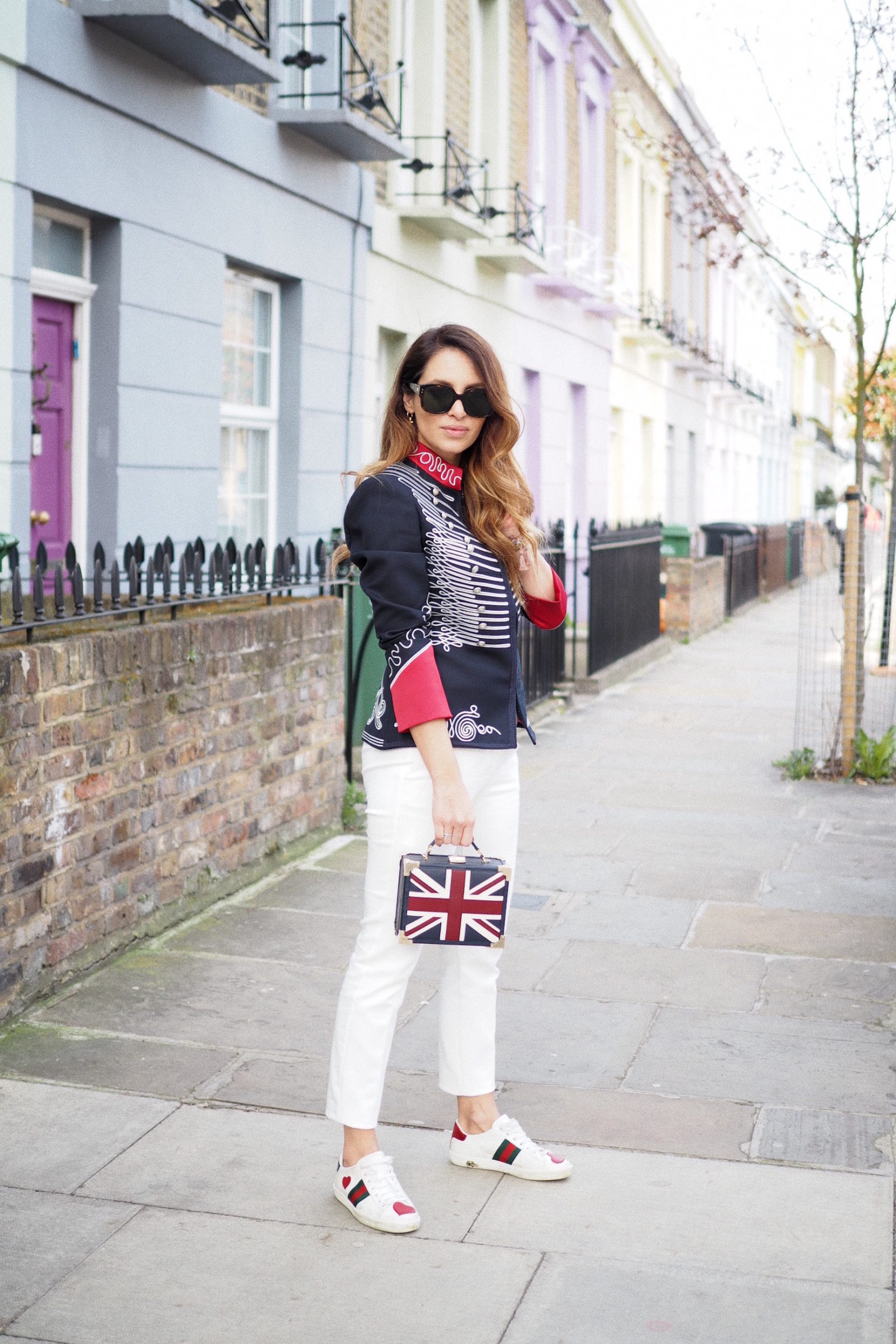 aspinal of london street style brit clutch