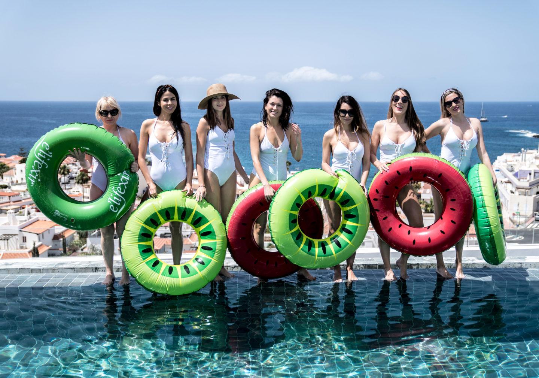Cosmetik Trip 11 fashion bloggers royal hideaway coral tenerife