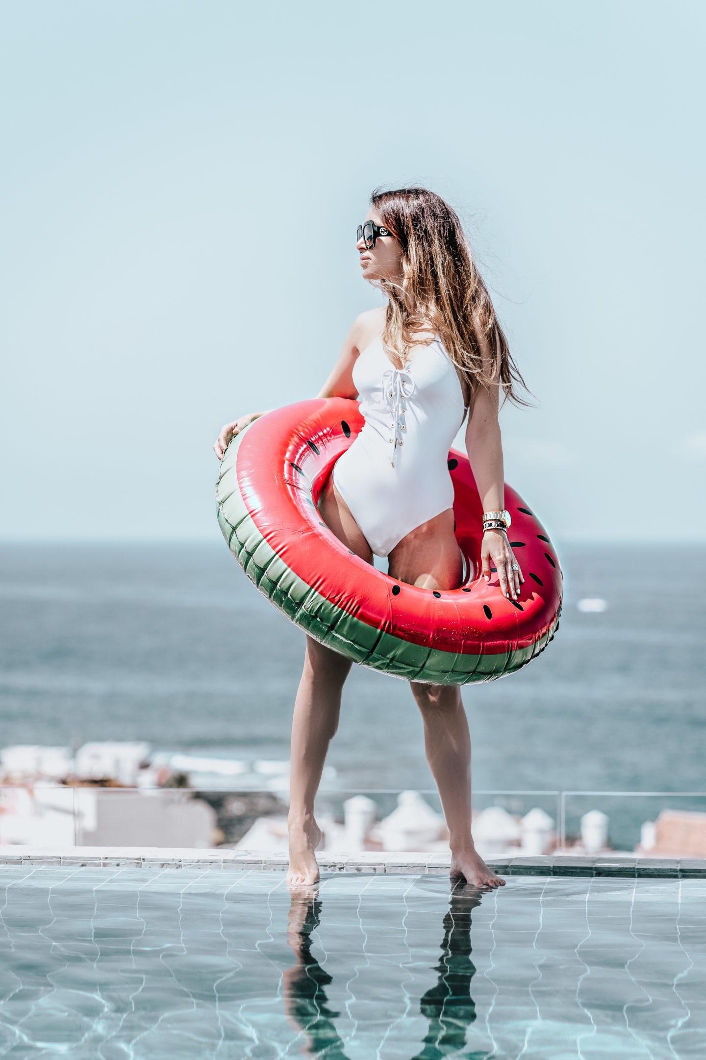 swimsuit cosmetik trip tenerife fashion beauty bloggers