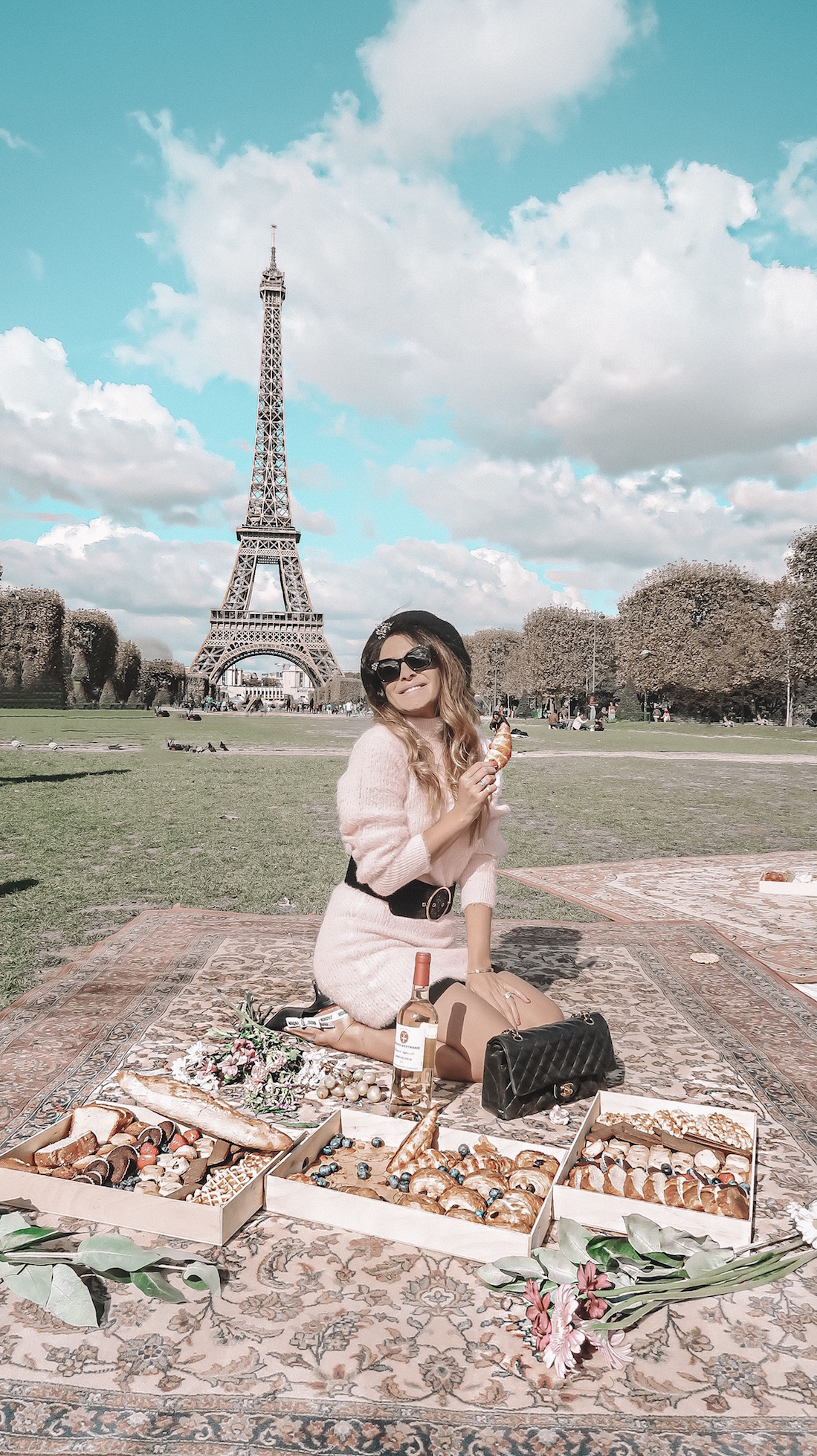 REVOLVE around the World over PARIS FASHION WEEK
