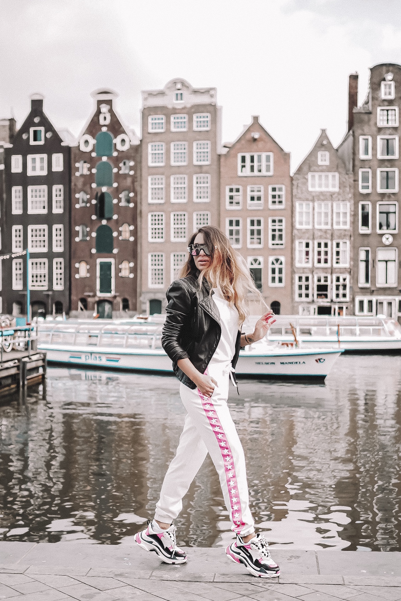 What to wear in Amsterdam - Street style