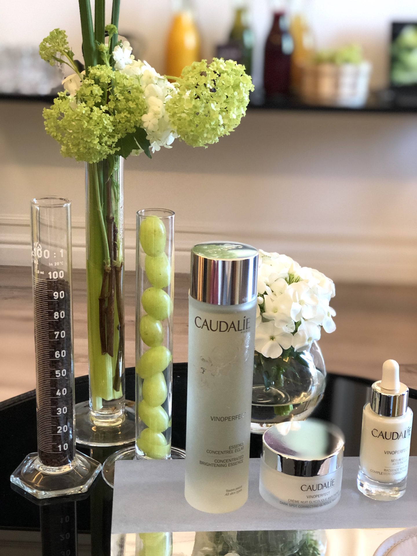 caudalie vino perfect treatment pigmentation