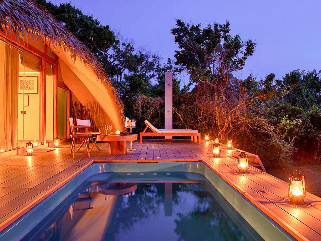 chena huts private pool luxury hotel all inclusive sri lanka