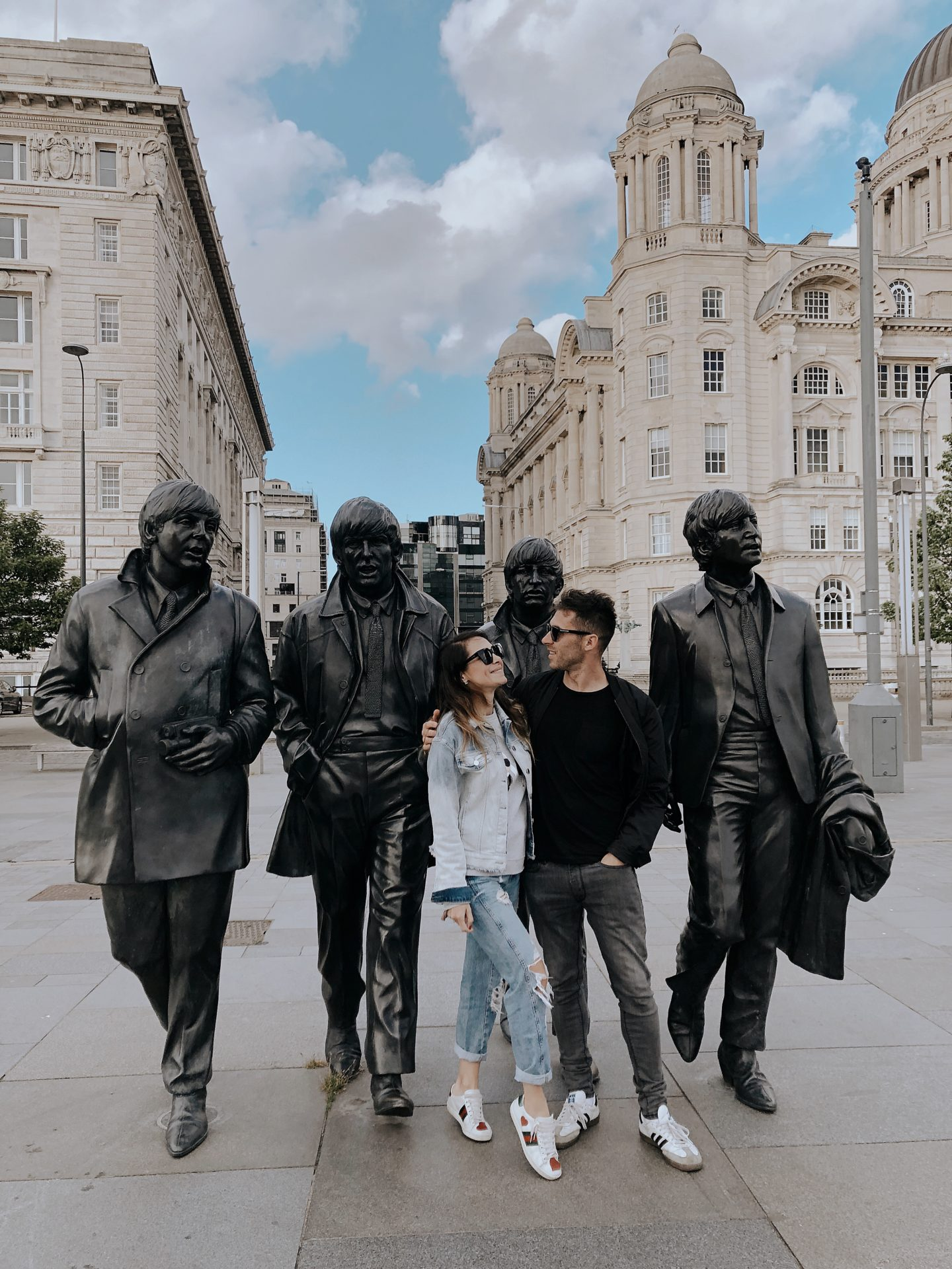 the beatles places to visit Liverpool